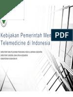 23. Penggunaan Telemedicine Di Indonesia - Prof Kuntjoro