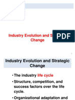 Industry Evolution and Strategy