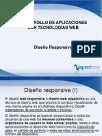 U4 Hojas de Estilo Web Diseño Responsive