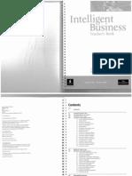 Intelligent Business Intermediate Teacher s Book