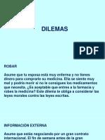 DILEMAS.ppt