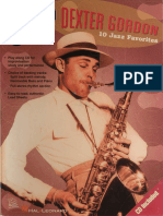 Hal Leonard - Vol.60 - Dexter Gordon