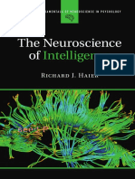 The Neuroscience of Intelligence Preview