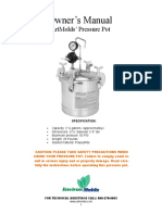 ArtMold Pressure Pot