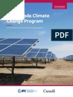 IFC ClimateProgram Canada Public Final