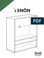 Ikea Besta Enon Aa 204866 4 Users Manual 342979