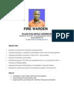 Elijah Fire Warden Cv1