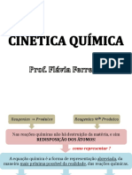 Aula 7 Cinetica Quimica