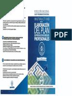 INSTRUCTIVO Para la Elaboracion del Plan de Prevencion de Riesgo Profesionales (PPRP).pdf