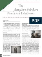 Sobukwe Exhibition