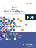Operator Survey Move to Digital Research Paper