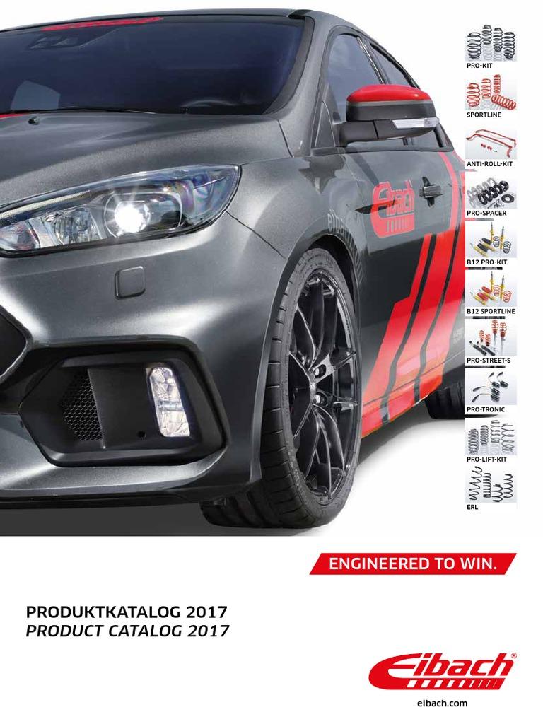 Eibach Pro-Kit Sport Federn 25 mm Tieferlegung Audi Q3 8U lowering springs