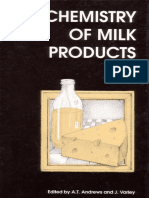 Biochemistry of Milk Products 1994