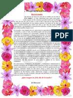 Editorial Del Día de La Madre