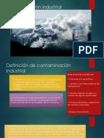 Contaminación Industrial Exposicion