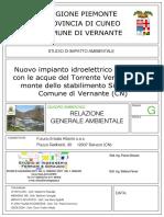 G_Relazione Generale Ambientale
