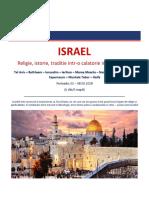 ISRAEL 2018 (5 nopti) -      03.09.2018