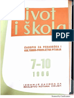 Josip Marinković - Primjena Izvornog Teksta u Nastavi Filozofije i Sociologije