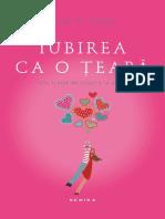 Alan H. Cohen - Iubirea CA o Teapa - Mic Tratat de Reusita in Amor