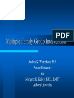 Whittenborn-Multiple Family Group Intervention