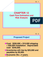 Ch 12 Cash Flow Estimatision and Risk Analysis.ppt