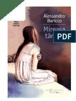 _Alessandro Baricco -Mireasa Tanara