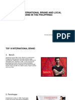 Top 10 International Brand and Local Brand in.lamco