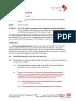 Zoning Commission Memorandum