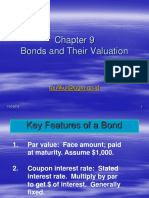 Pak Taufikur Bond and Their Valuation