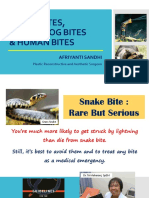 11. Snake Bites, Cat and Dog Bites, & Human Bites - Dr. Afriyanti Sandhi, Mars, Sp.bp - Re-ilovepdf-compressed