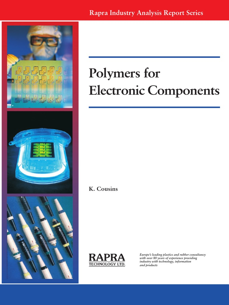 Polymers for Electronic Components | Polyethylene | Plastic