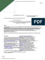 El Efecto Del Tipo de Amina, El PH y El Intervalo de Tamaños en La Flotación de Cuarzo