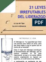2 Leyes Del Liderazgo(1)