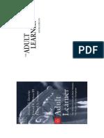 Adult Learner Sixth Edition - Desconocido
