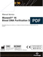 Maxwell 16 Blood Dna Purification System Protocol