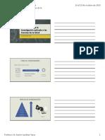 Diapositivas Curso Metodología de La Investigación