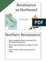 northern renaissance notes  1