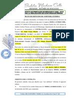 1. Contrato de Auditoria Financiera 2