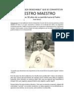 Reseña Héctor de Cárdenas