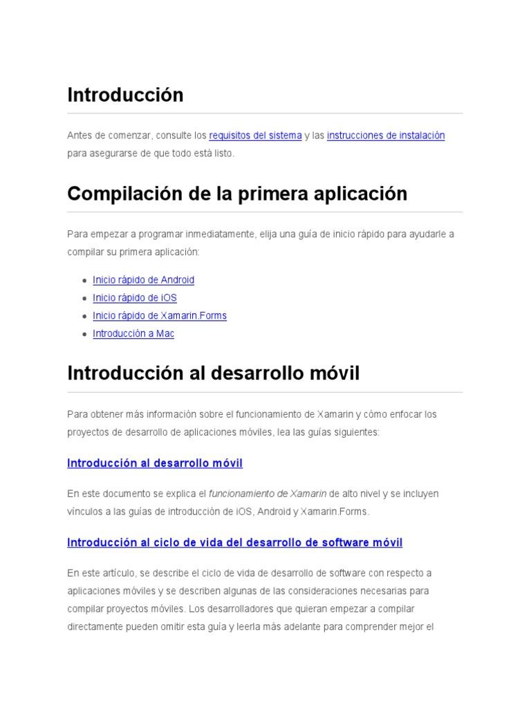 Vs 2017 Xamarin | Mac Os | Android (Operating System)