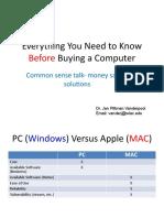 KnowBeforeBuyingaComputer.ppt