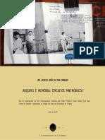 Arquivo e Memória_circuitos Mnemónicos