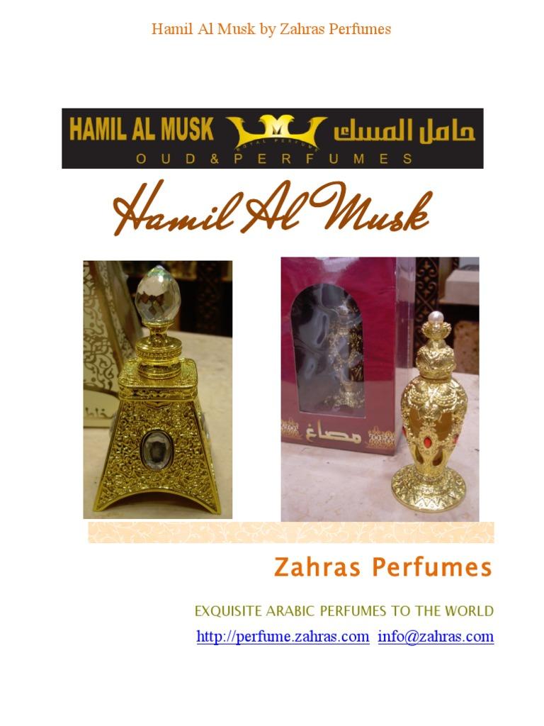 Hamil Al Musk By Zahras Perfumes Perfume Perfumery Parfum Rehab White Minyak Wangi