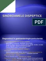 Sindroamele dispeptice 2016