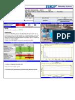 SKF7267- Análisis Vibracional Machetero A