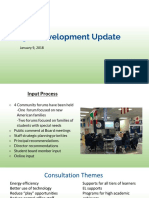 BSD Budget Process Update Jan. 10, 2018
