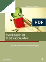 Investigación de la educación virtual; un ejercicio de construcción metodológica