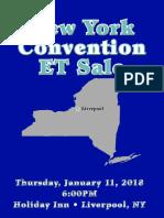NY Convention ET Sale 2018