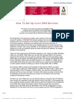 Linux DNS Server - LAN