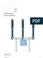 Upto 145kV 40kA 3150A Operating Manual